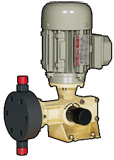 Type FM Mechanical Diaphragm Pump