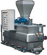 Type H Polymer Blending Systems